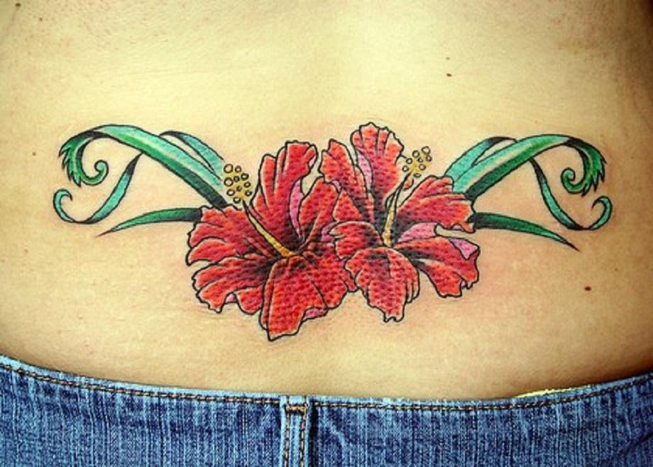 Integratrcom Body Tattoo Ideas Beautiful Hibiscus Flower Tattoo On