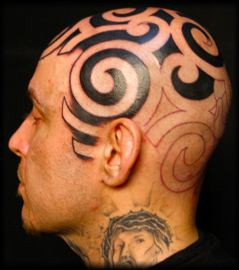 Tribal Tattoos For Men 7