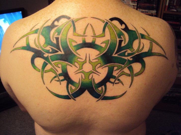 Tribal Tattoos For Mens Back