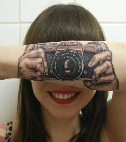 creative tattoo ideas for women